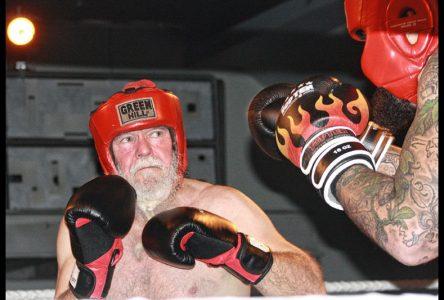Bruno Piché a livré le combat de sa vie