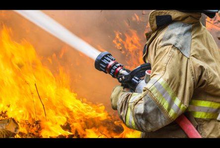 Les citoyens de Cap-Santé et de Portneuf mieux protégés contre les incendies