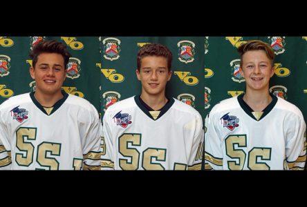 Des hockeyeurs portneuvois aux Jeux du Québec