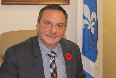 Retour à l'Assemblée nationale pour Vincent Caron