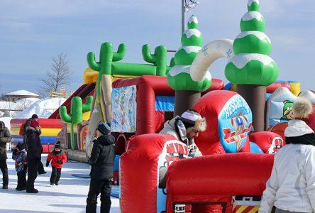 Une Fête de l'hiver plus imposante à Sainte-Catherine-de-la-Jacques-Cartier