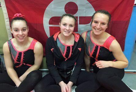 Deux gymnastes de Portneuf aux Jeux du Québec