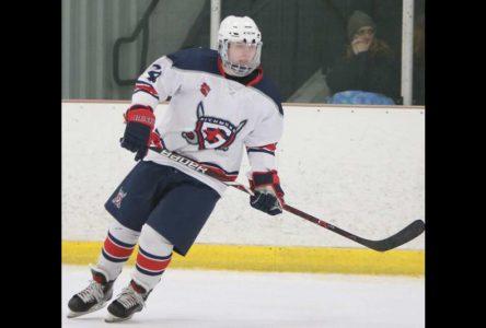 Un exploit pour un hockeyeur de Sainte-Catherine-de-la-Jacques-Cartier