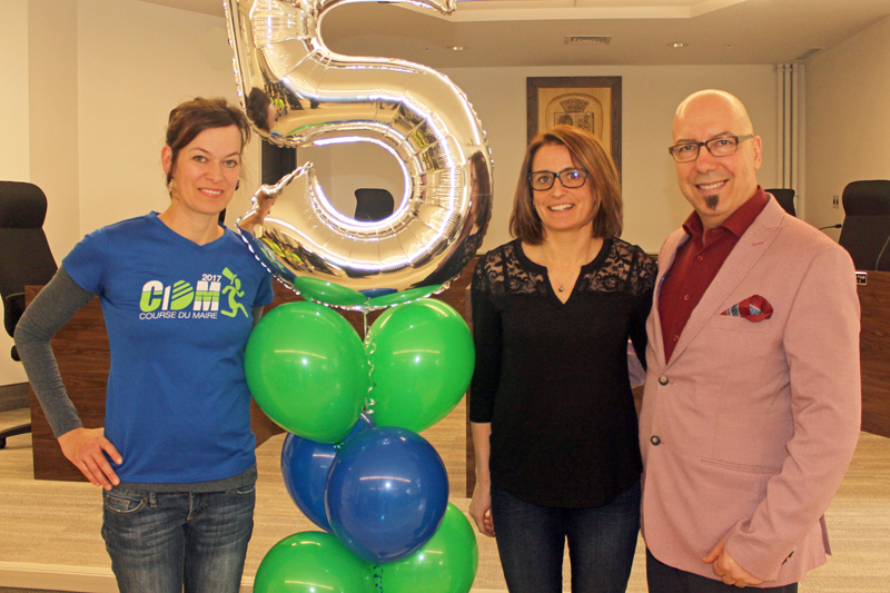 La Course du maire de Donnacona fête ses cinq ans