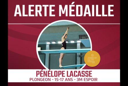 Les Portneuvois rapportent cinq médailles des Jeux du Québec