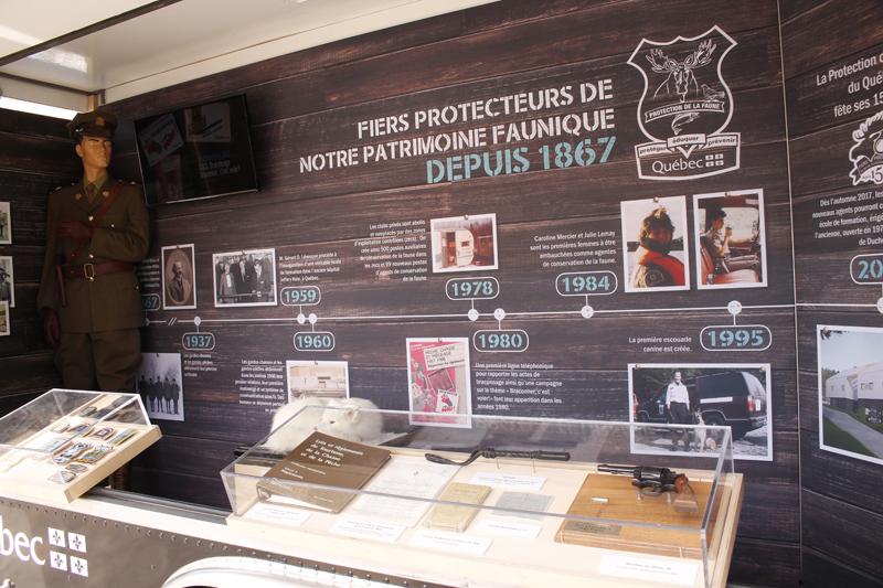Une trentaine d'exposants au Salon Nature à Saint-Raymond