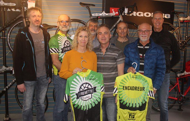 Le Club de vélo Portneuf: la sécurité prime