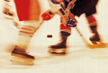 Une nuit de hockey contre le cancer