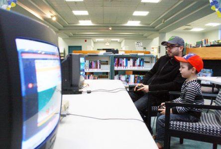 Des jeux vidéo rétro à Pont-Rouge