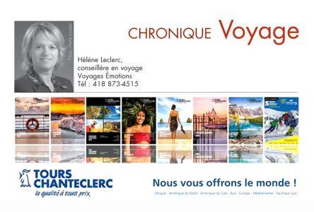 Partir avec Tours Chanteclerc, c'est voyager sans tracas.