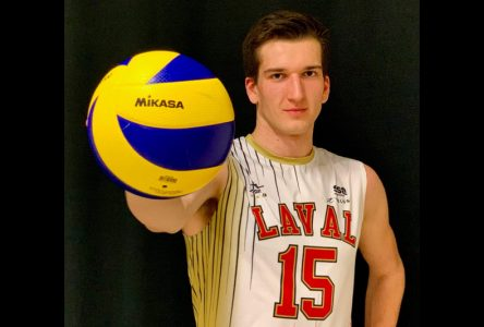 Jonathan Girard gagnant avec les Titans