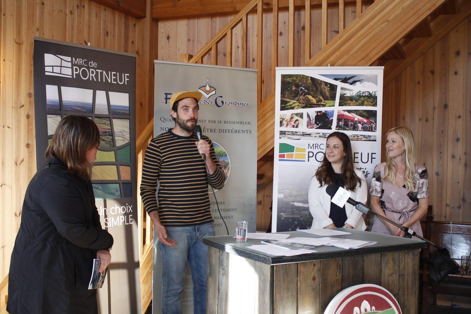 Tourisme Portneuf lance la saison touristique