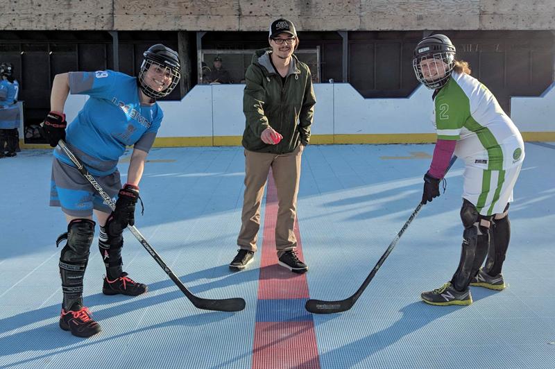 DekHockey Portneuf: c'est parti