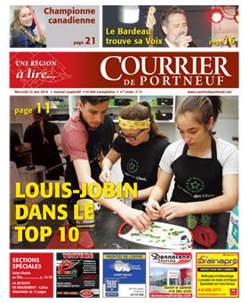 Courrier de Portneuf du 22 mai 2019