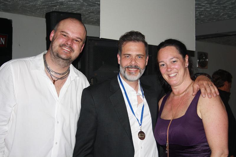 Luc St-Pierre est le gagnant de La Voix du Bardeau