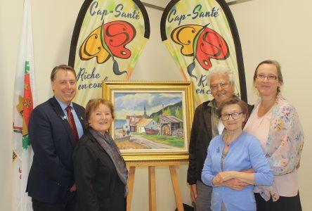 Cap-Santé riche en couleurs accueillera 74 artistes