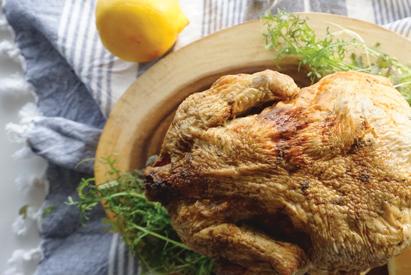 Le meilleur poulet…