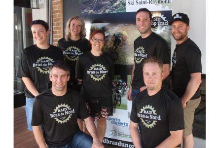 Raid Bras-du-Nord: un week-end vélo de montagne