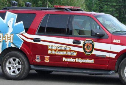 Sainte-Catherine-de-la-Jacques-Cartier améliore ses services d'urgence