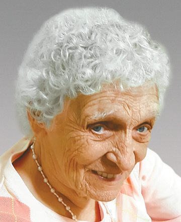 LÉONA ABEL SAVARD LEMAY (1921– 2019)