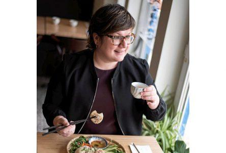 Allison Van Rassel, ambassadrice gourmande de Portneuf
