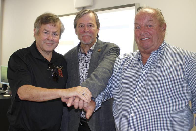 Entente à trois sur la sécurité civile à Sainte-Catherine-de-la-Jacques-Cartier