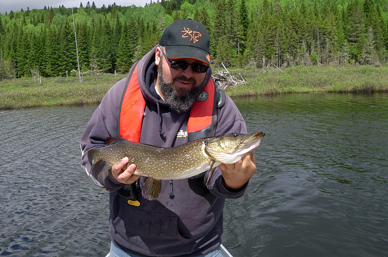 Un guide pour de «vraies» histoires de pêche