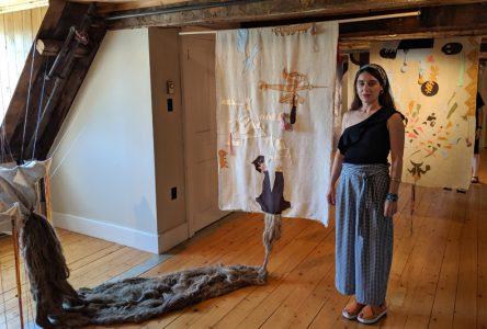 Des oeuvres portugaises à la Biennale internationale du lin