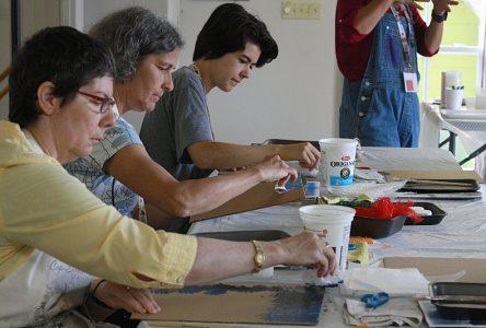 Symposium riche en couleurs: des ajouts profitables à Cap-Santé