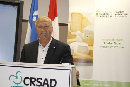Le fédéral injecte 1,4 M$ au CRSAD de Deschambault