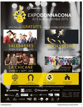 Expo Donnacona 2019