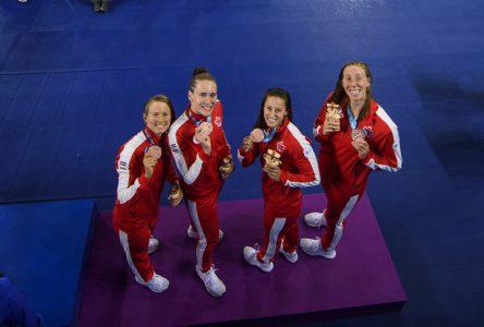Katerine Savard ramène une médaille de Lima