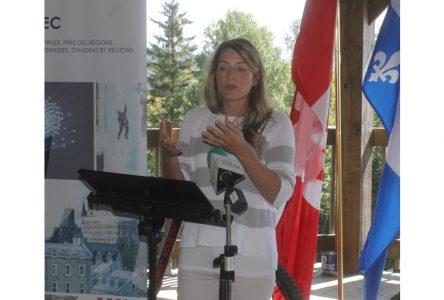 Un demi-million pour la Vallée Bras-du-Nord