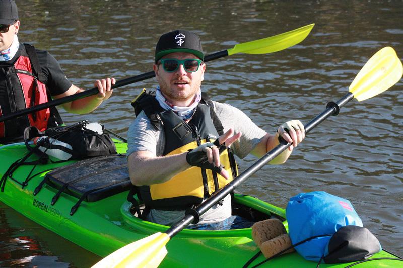 Le Défi Kayak de retour dans Portneuf