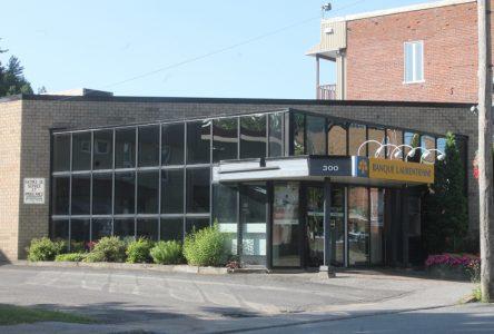 La Banque Laurentienne mettra fin aux services au comptoir en septembre à Saint-Raymond