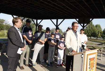 Cap-Santé encourage le retour du baseball