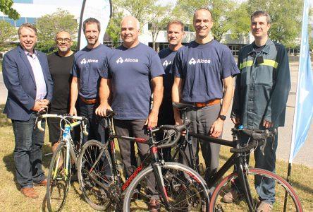 Du vélo pour financer les soins de santé