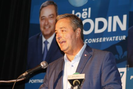 Le conservateur Joël Godin lance sa campagne