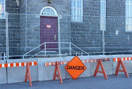 Les églises de Portneuf en danger