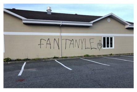 Trois jeunes épinglés pour des graffitis