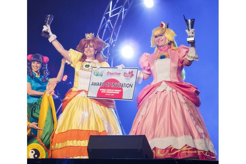 Une princesse de Cap-Santé ira au Japon
