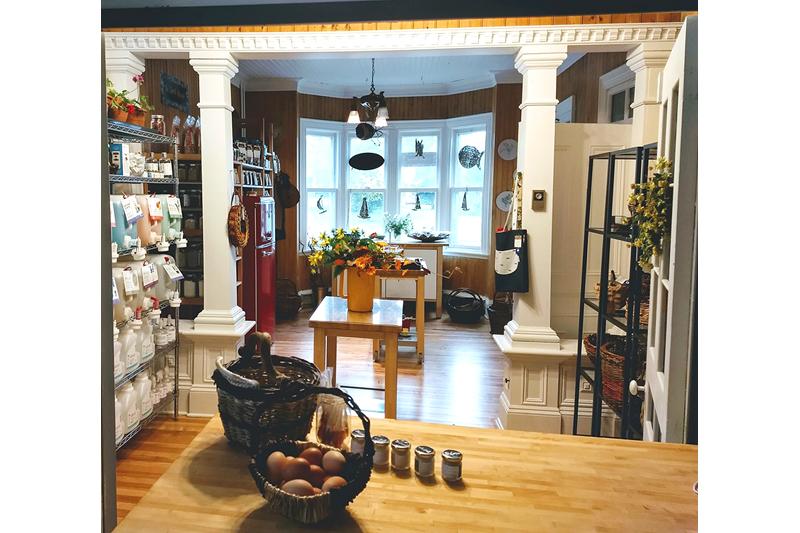 Une boutique formatrice à L'Ardoise