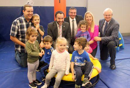 Le CPE Nid des petits grandira à Saint-Raymond