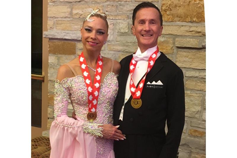 Danser avec les champions Richard Leclerc et Martine Lambert !