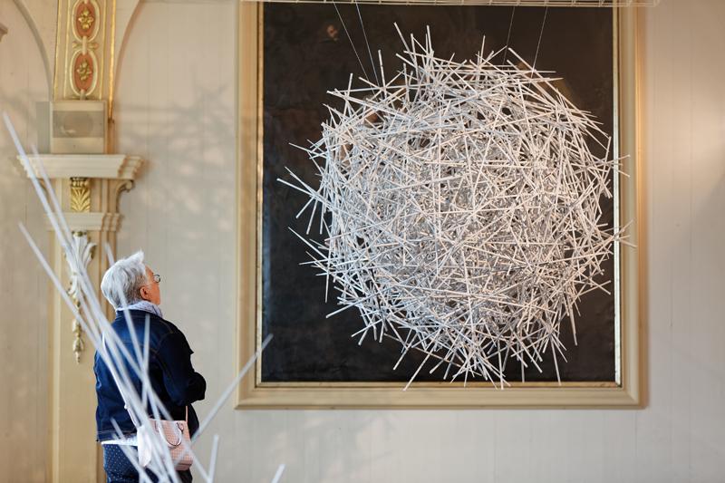 La Biennale du lin finaliste aux Prix des arts et de la culture
