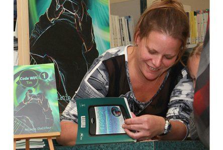 «Code Wifi»: un roman jeunesse sur le danger des écrans