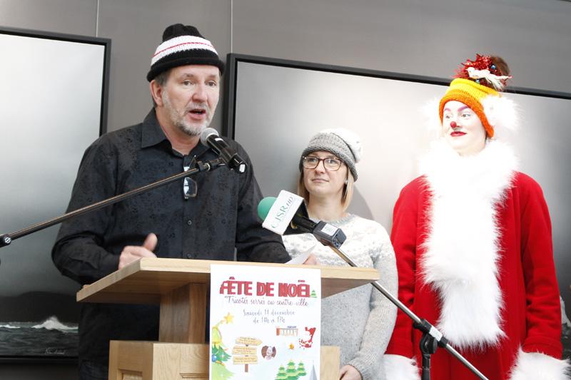 Le père Noël s'en vient à Saint-Raymond