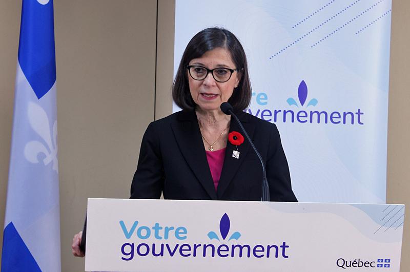 Québec investit 22 M$ à l'Hôpital régional de Portneuf