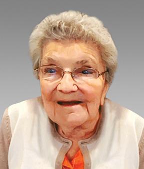 Simone  De Lachevrotière 1924-2019