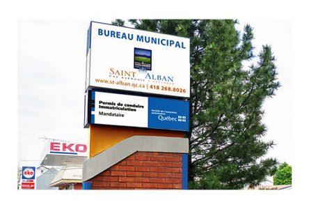 La SAAQ déménagera à Saint-Alban